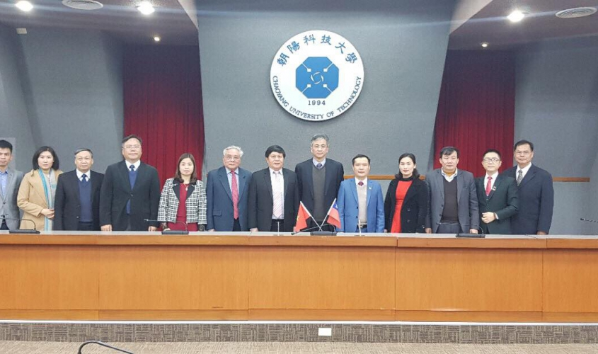 VCI cooperates with Trieu Duong University of Science and Technology, Taiwan